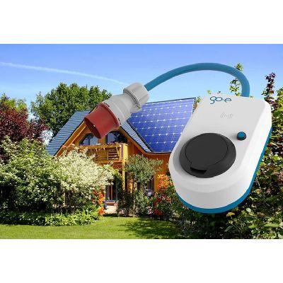 go-eCharger HOME+ 22kW Ladestation