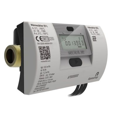 Multical 302 WMZ/KMZ [Qp 0,6 / Batterie / Direktfühler 1,5m / M-Bus / 110mm]